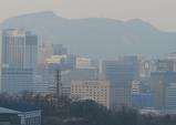 15일 서울·인천·경기·충남·세종, 미세먼지 저감조치 시행