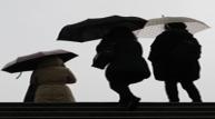 오늘의 날씨...비 내리고 짙은 안개, 운전시 주의