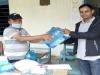 명지병원, 네팔 의료소외지역에 코로나19 방역용품 전달