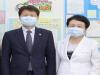 [사진] 복지부 차관, 코로나19 환자 358명 치료한 근로복지공단 대구병원 찾아